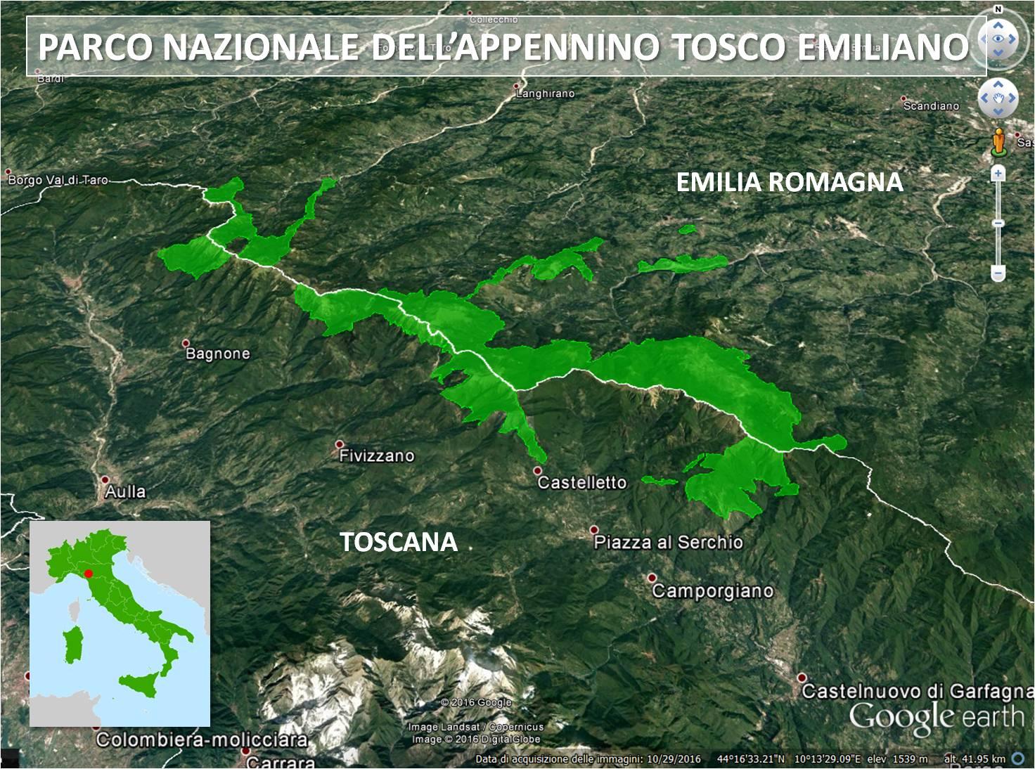 Parco nazionale dell 39 appennino tosco emiliano italiano - Hotel tosco emiliano bagno di romagna ...