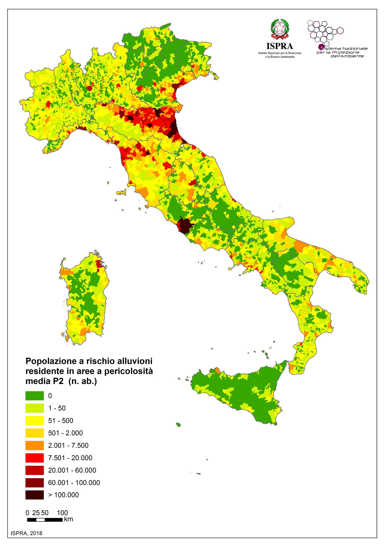 amazon carte temetiche aree protette italia