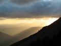 Tramonto sul Monte Giano