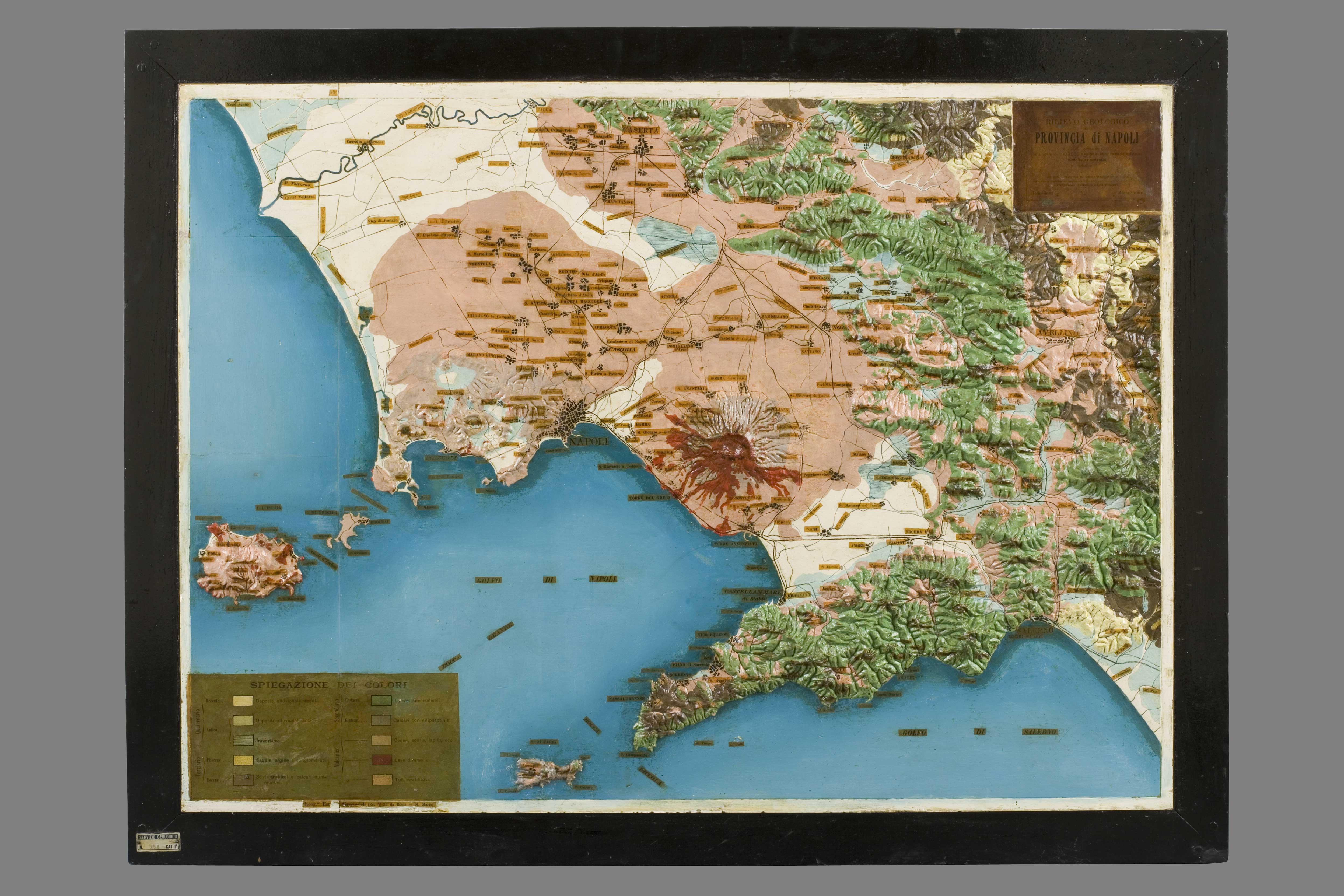 Provincia Di Napoli Cartina.Provincia Di Napoli Jpg